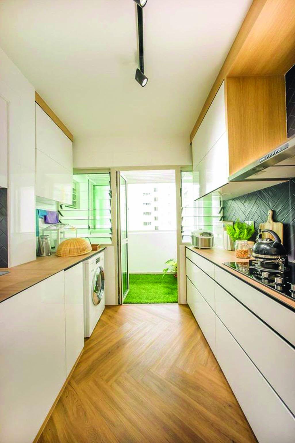 Inspiring Minimalist Kitchen Designs for Modern Homes
