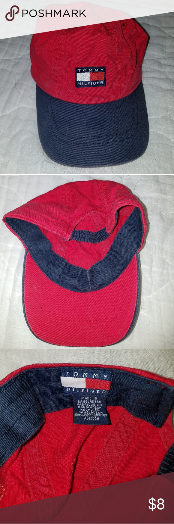 Baby Toddler Tommy Hilfiger Hat Tommy Hilfiger Hat Baby Toddler size (6