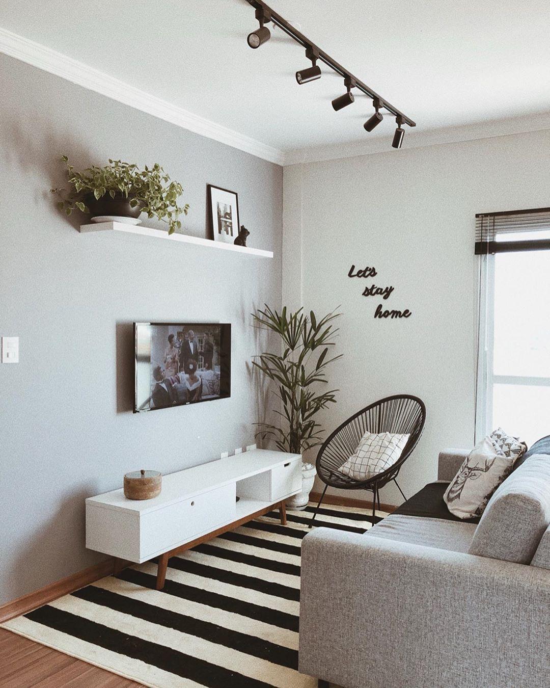 Luminária de trilho: 30 ideias para usar na decoração + tutoriais