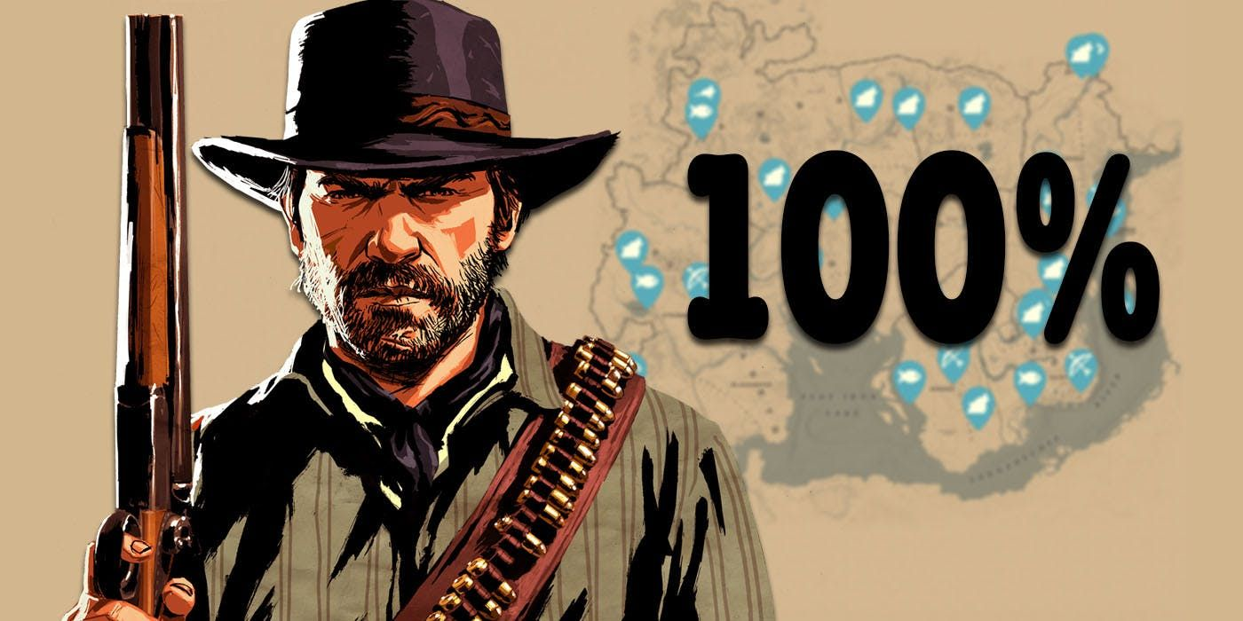 Red Dead Redemption 2 Map Locations For EVERYTHING to 100% The Game