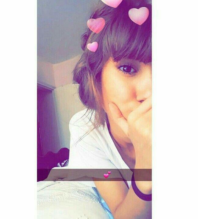 muslimische Mädchen Snapchat