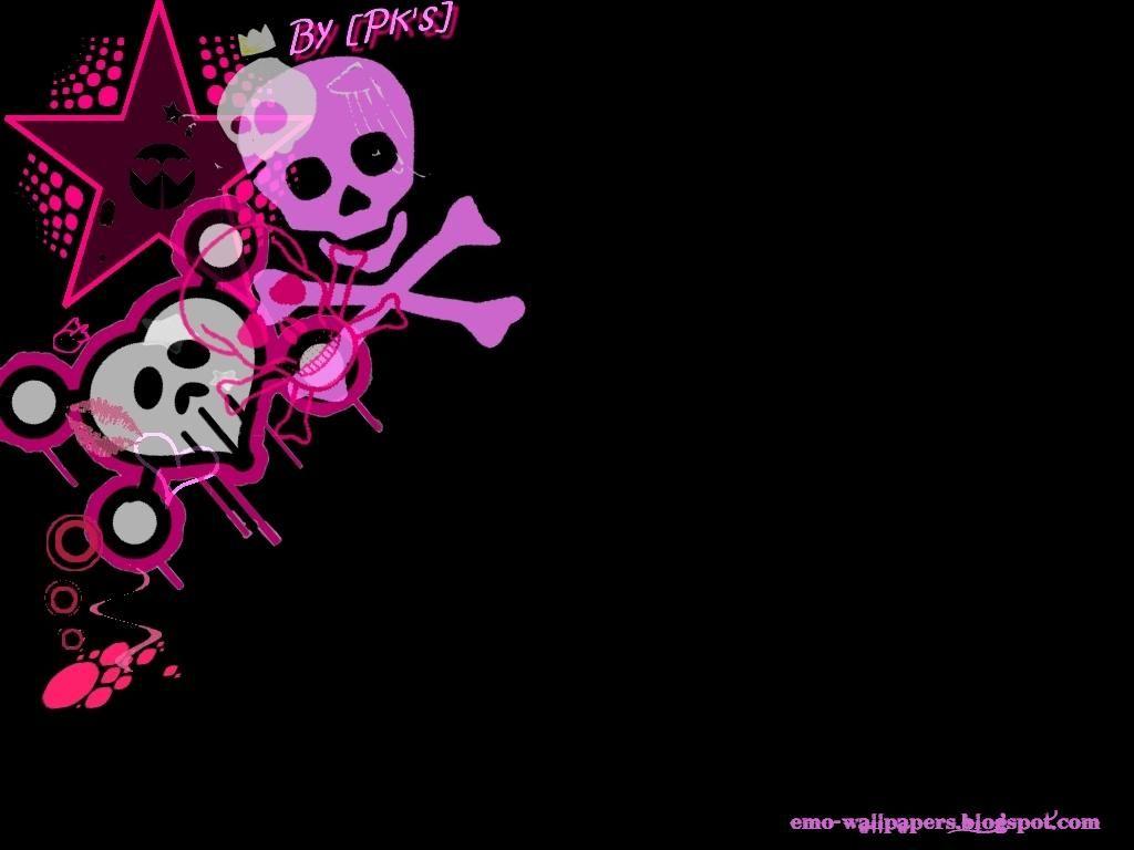 Pink Skulls Skull Wallpaper Black Skulls Wallpaper Blue Skulls