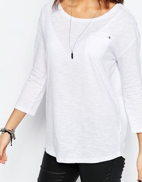 Only Pocket Detail T-Shirt from ASOS