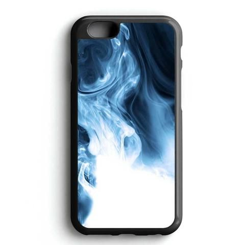 Abstract Blue Smoke iPhone 6 Case