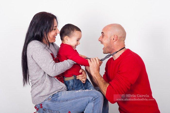 Fotos De Familia Divertidas Sesiones De Familia Originales