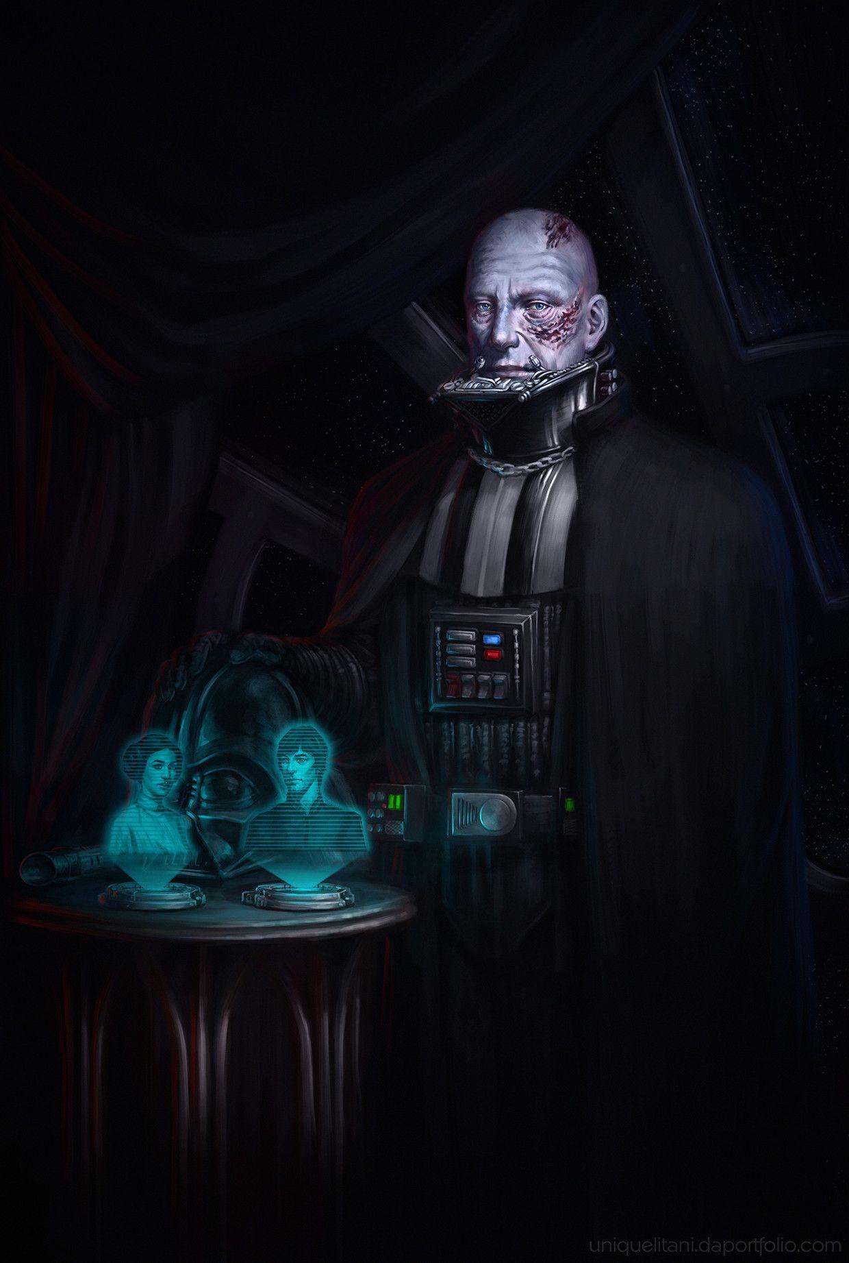 A Star Wars Fan Art With Images Star Wars Fandom Star Wars