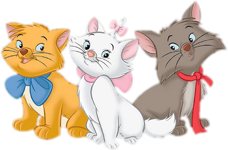 Disney Renders   Disney   Pinterest   Aristogatos, Dibujos y Gatos