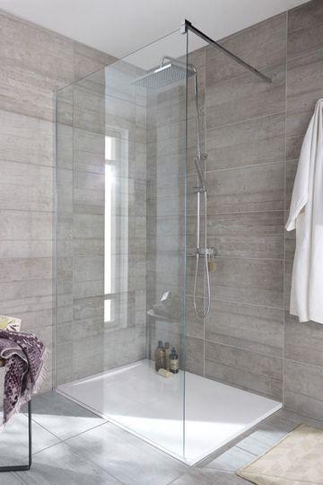 Carrelage salle de bains, faience salle de bains  les nouveautés - Salle De Bain Moderne Douche Italienne