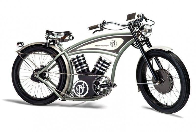 the b4 bikes e cruizer electric bike e bikes pinterest moto deux roues et velo americain. Black Bedroom Furniture Sets. Home Design Ideas