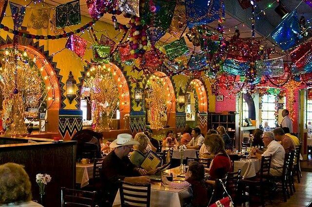 Mi Tierras San Antonio They Have Fantastic Mole