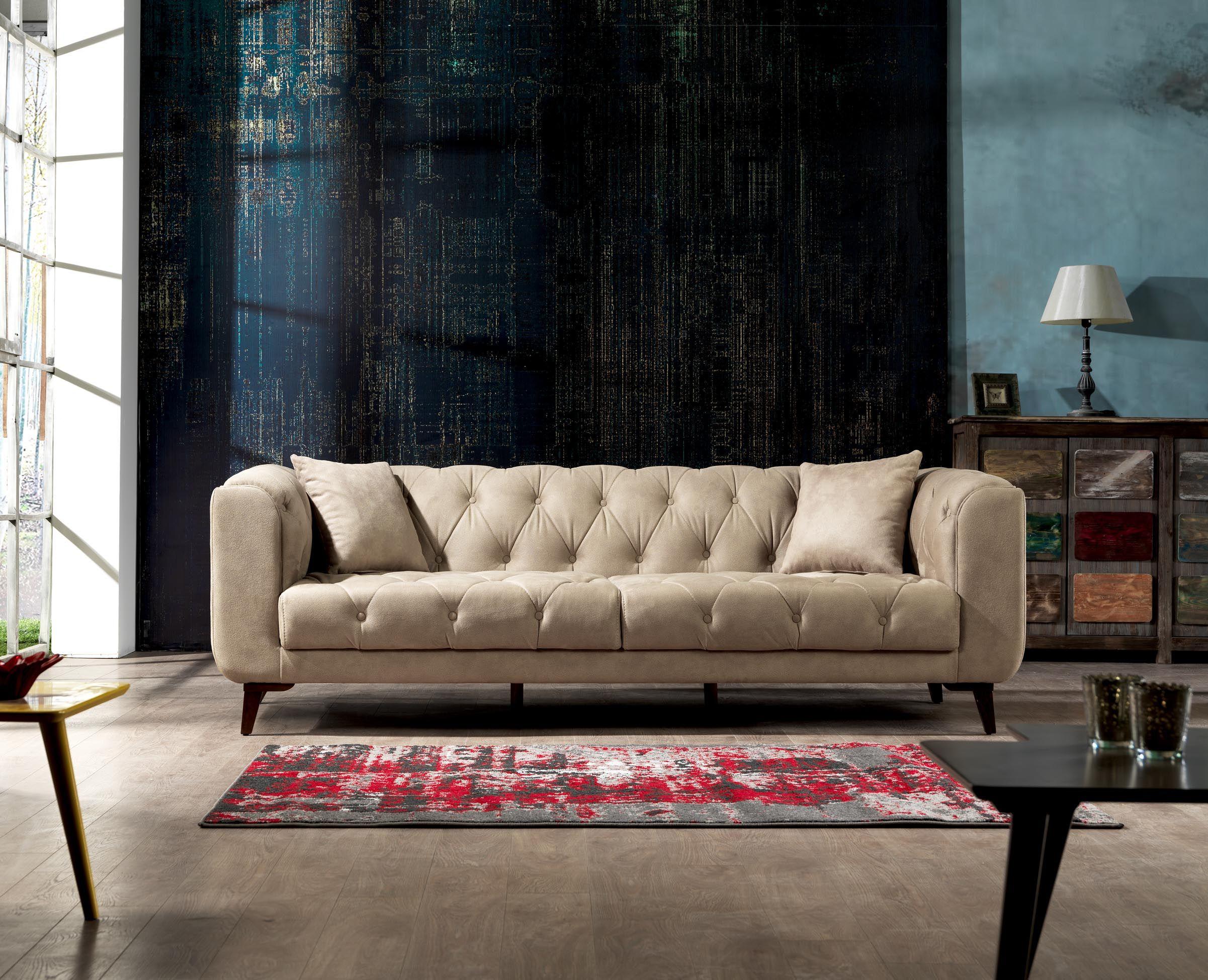 zeence modern design of cessna sofa set (3 seater / love seat