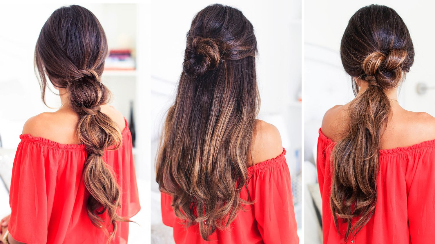 3 Lazy Hairstyles For Lazy Days Lazy Hairstyles Lazy Girl Hairstyles Lazy Day Hairstyles