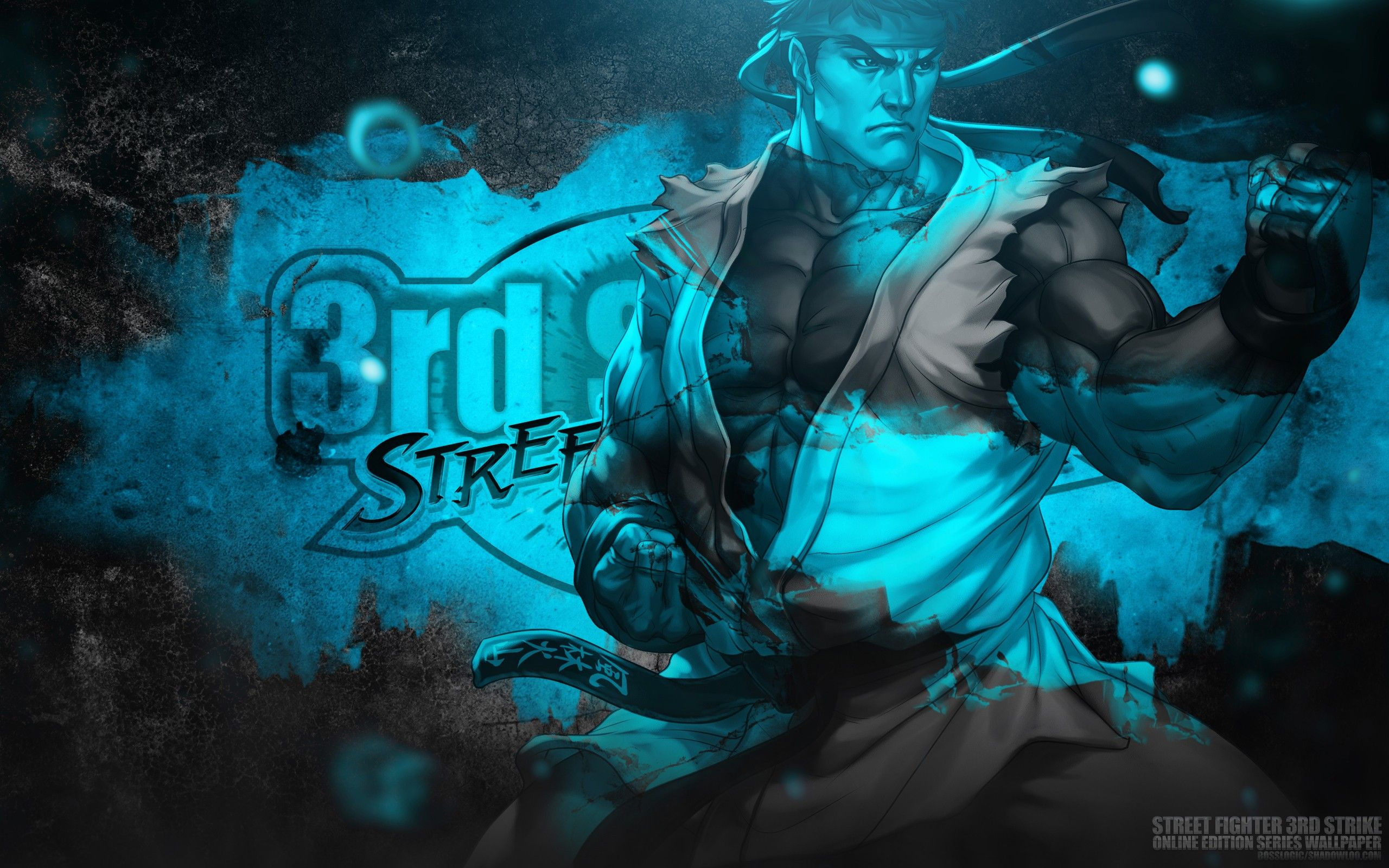 Street Fighter 3rd Strike Wallpaper