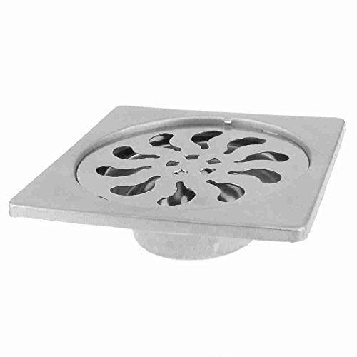 Amazon.com: Square Stainless Steel Shower Floor Drain Strainer 3 .