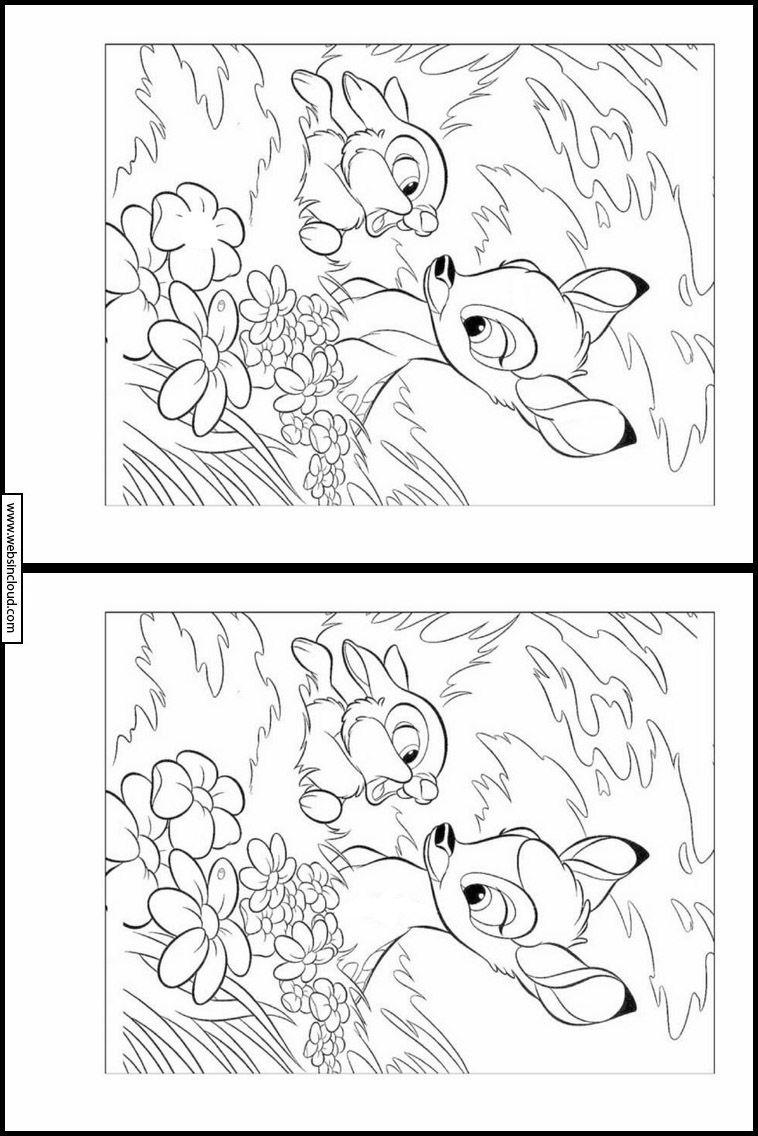 Disney 222 Finde Die Unterschiede Aktivitaten Fur Kinder Zum Drucken Kinder Aktivitaten Disney Kinder