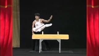 #Funny #Gymnastic Routine Illusion