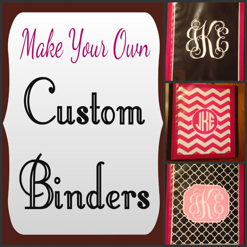 The Prudent Pantry: Make Your Own Custom Binders