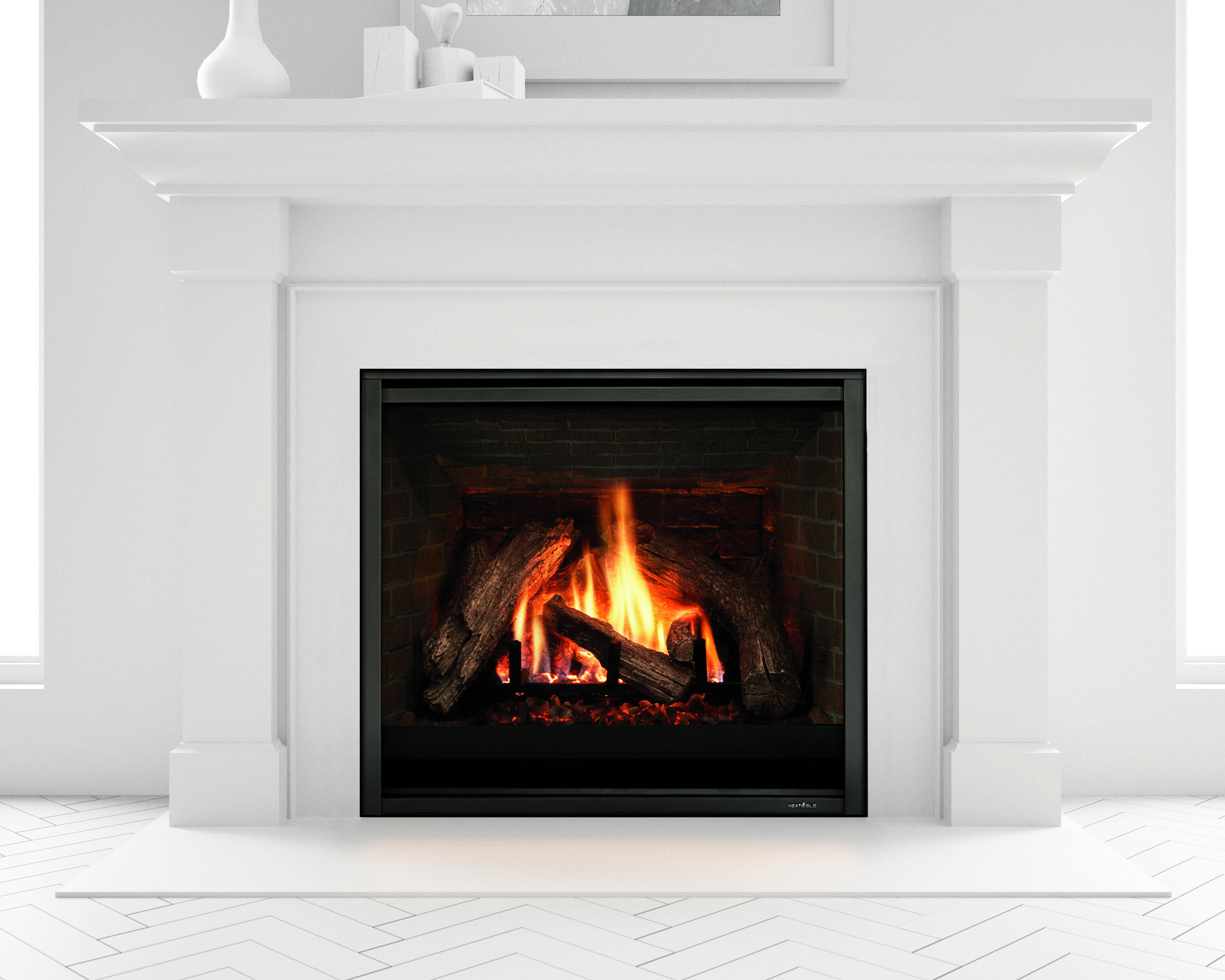 Heatnglo S 6000clx Fireplace Can Be Seen At Either Of Our 2
