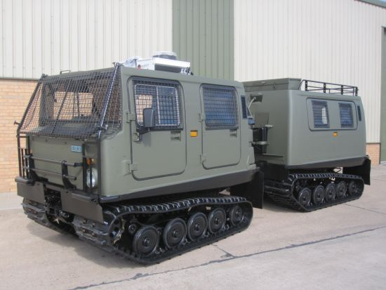 hagglunds bv206 personnel carrier petrol gasolene used military vehicles mod surplus for. Black Bedroom Furniture Sets. Home Design Ideas
