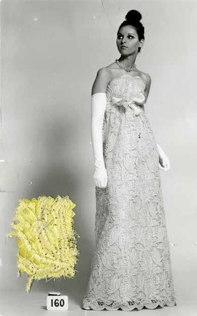 La robe du soir (el vestido de noche)