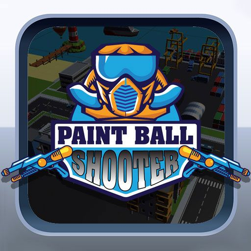 Paintball Shooter is a first person VR multiplayer shooter