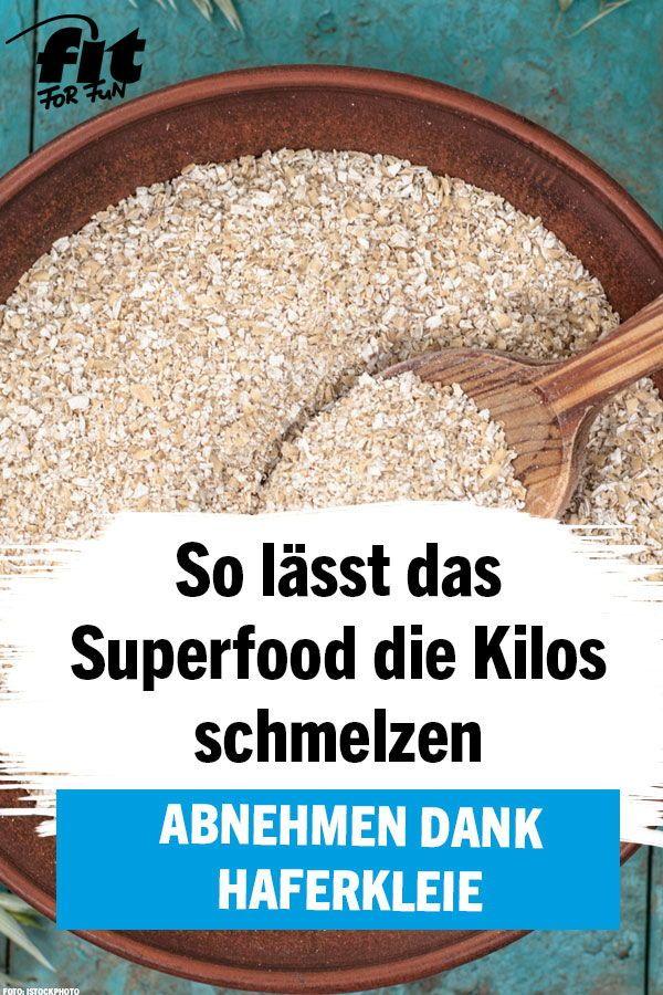 Photo of Abnehmen dank Haferkleie: So lässt das Superfood die Kilos schmelzen – FIT FOR FUN