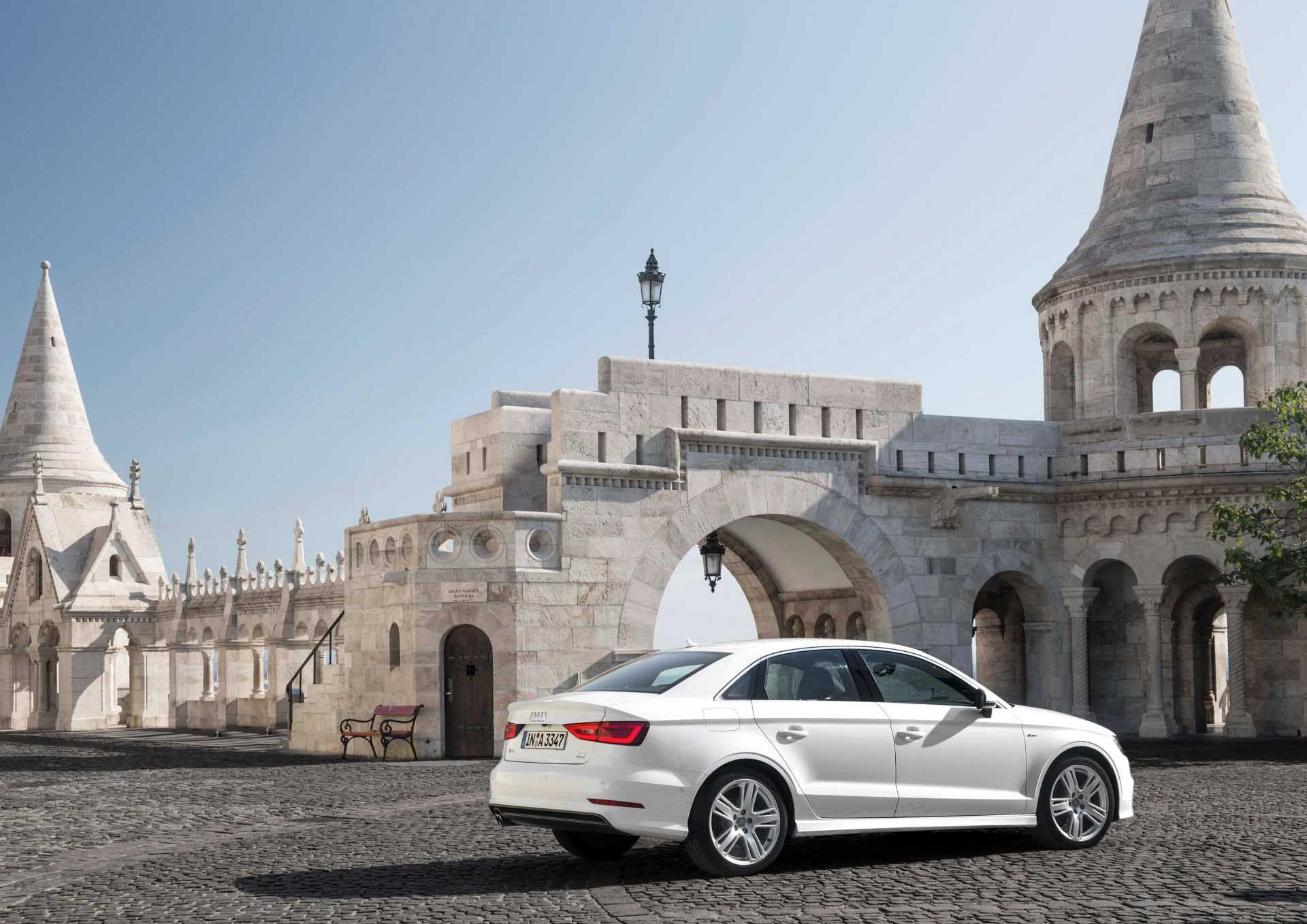 10 Attractive Audi A3 Sedan Wallpaper