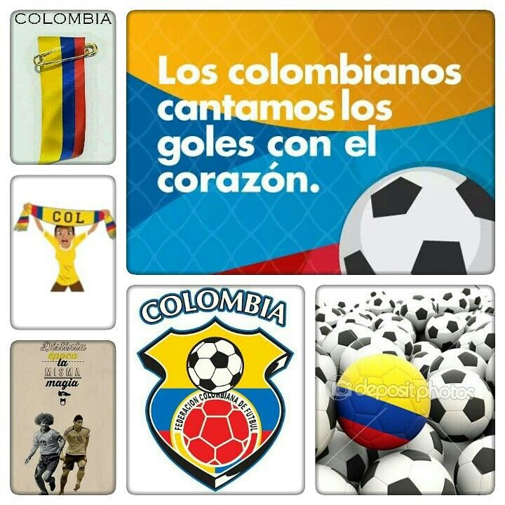 Colombia.... Que chimba