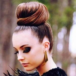 Swell 1000 Images About Wedding Guest On Pinterest Donut Bun Sock Hairstyles For Women Draintrainus