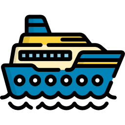 Cruise Free Vector Icons Designed By Freepik Icon Vector Icon Design Boat Icon