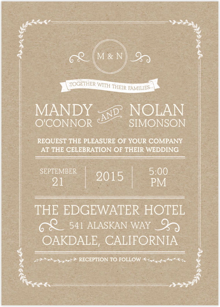 Wedding invitation design inspiration buscar con google wedding invitation design inspiration buscar con google stopboris Gallery