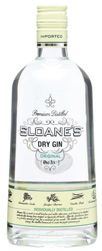 BEST IN SHOW UNAGED WHITE SPIRIT, Best Gin, Double Gold Medal, Sloane's Dry Gin, Netherlands