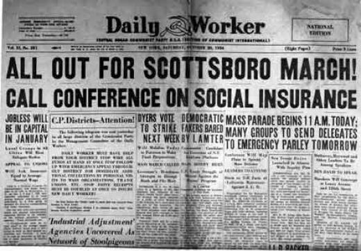 Scottsboro Struggle