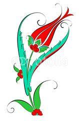 Fotograf Ve Video Arayin Cicek Deseni Flower Drawing Islamic Calligraphy Painting Turkish Art