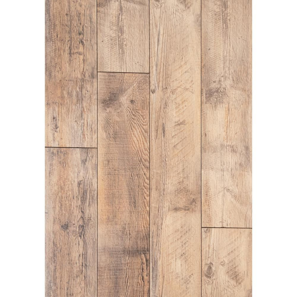 Home Decorators Collection Reedville Pine 12mm Thick x 8.03 in. Wide x 47.64 in. Length Laminate Flooring (15.94 sq. ft. / case), Light