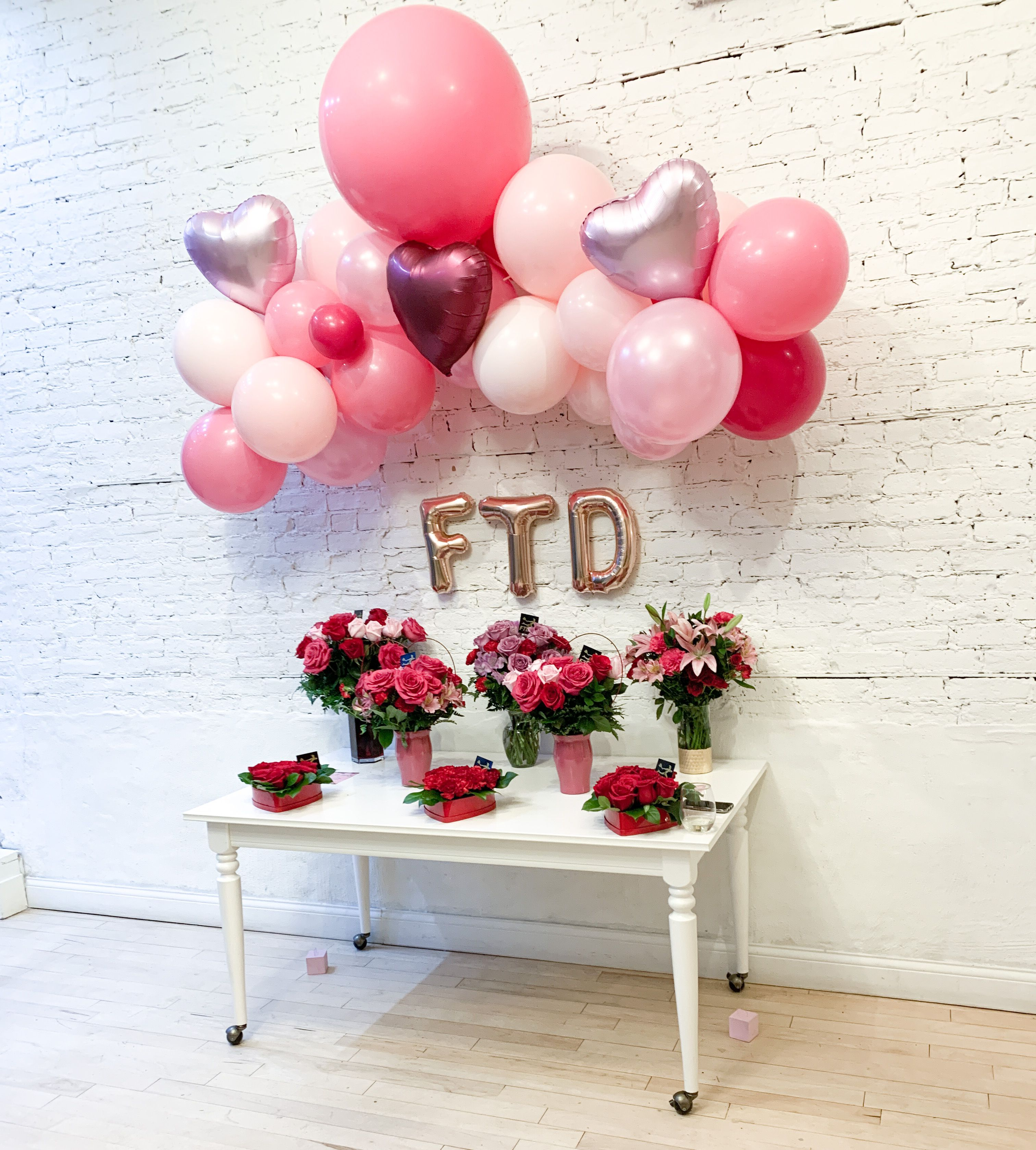 A Valentine's Day Event with FTD in 2020 Ftd, Valentines