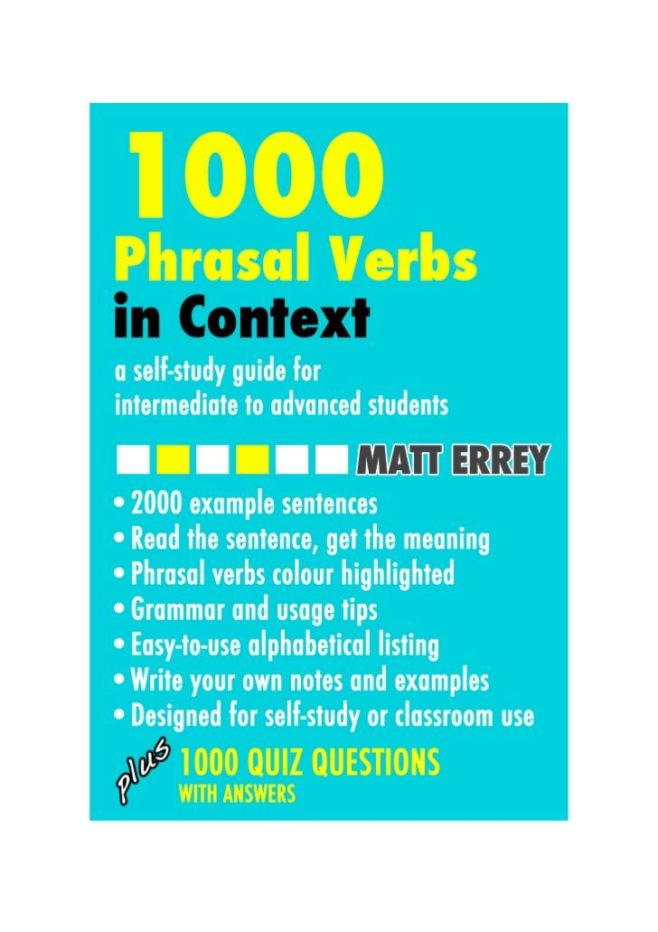 Grammar and Usage-English in Context