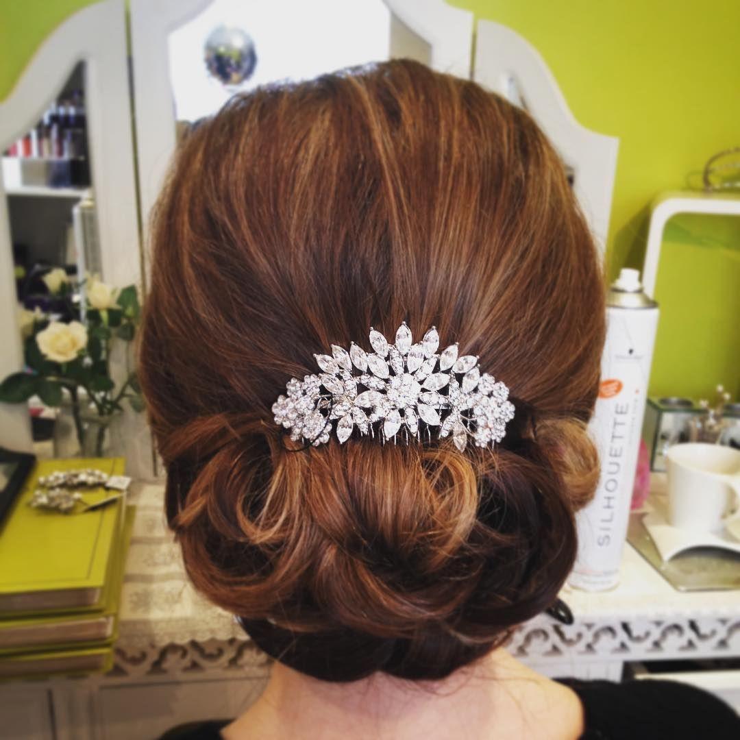 #weddingdayhair #glitzysecrets