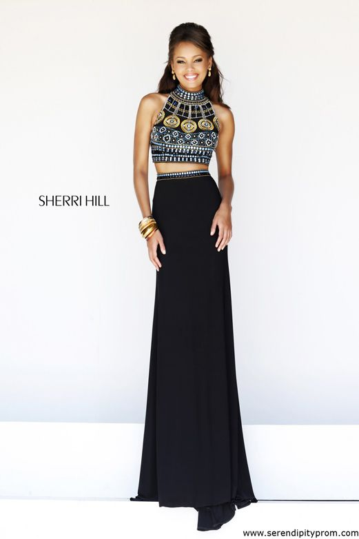 Sherri Hill 11068 prom dress | Sherri Hill 2014 | Pinterest | Prom ...