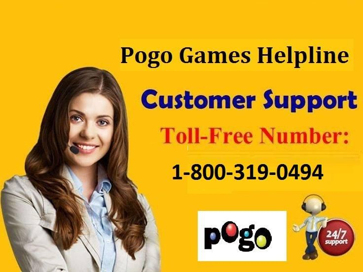 Pin by Game Help on Pogo Helpline Number 1-800-319-0494 ...