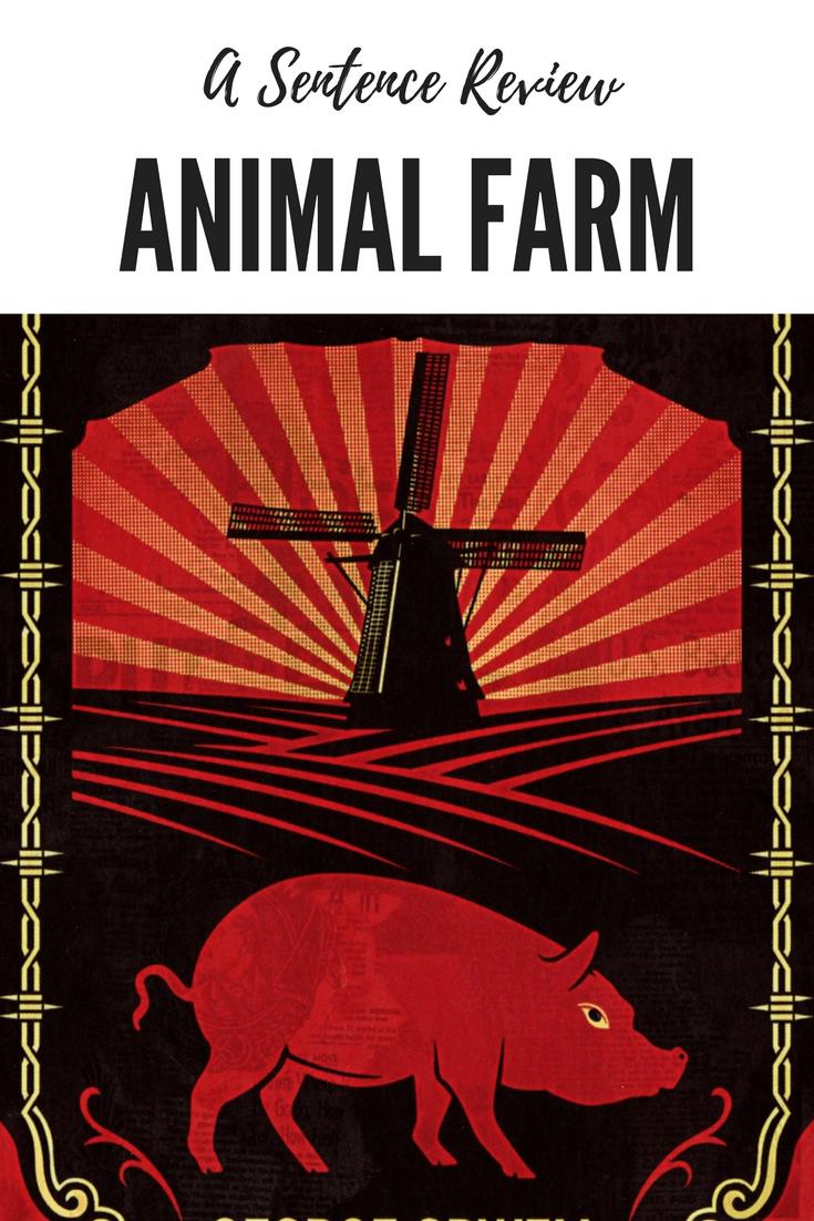Animal Farm By George Orwell Classic Satire Book