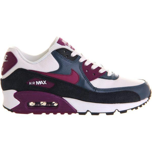 Nike Air Max 90 (w)   Nike air max 90 white, Nike air max