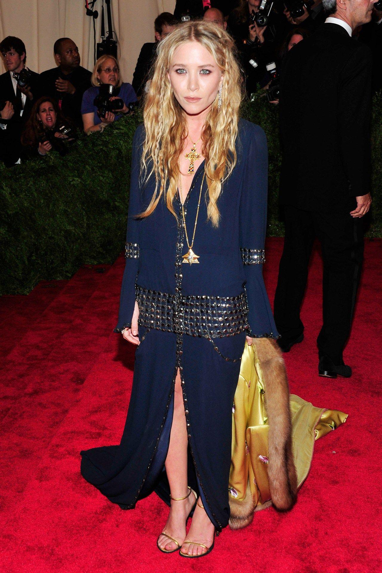 Mary Kate Olsen, 2013 Met Gala
