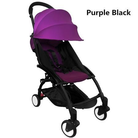 Travel Baby Buggy Stroller with 10 Accessories