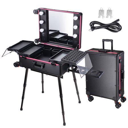 Beauty Rolling makeup case, Makeup case, Makeup case on