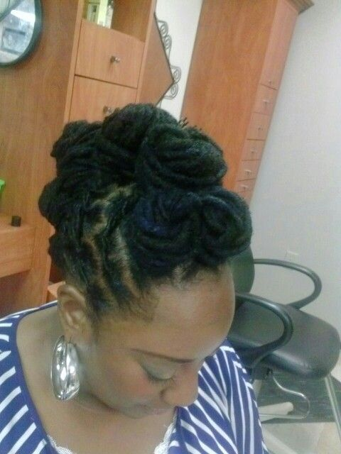 Pin On Loc Styles By Quot Hair Majesty Quot