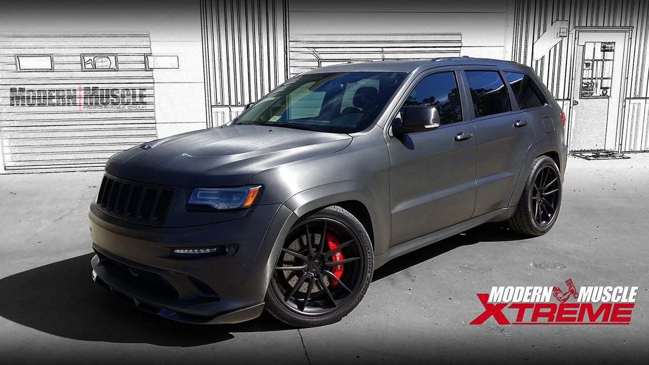 2014 Built 392 Hemi Whipple Supercharged Jeep Srt8 Build By Modern
