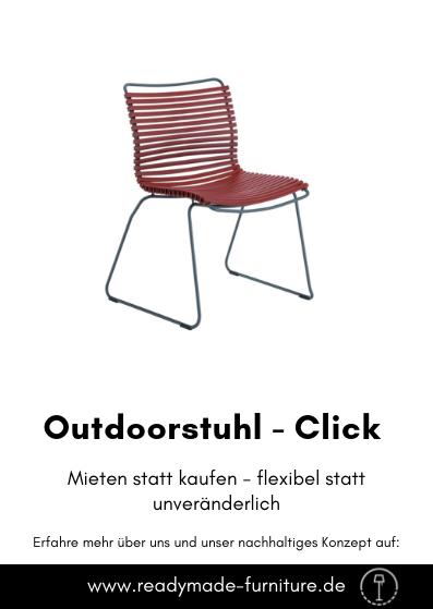 Houe Click Dining Chair Paprika Readymade Hochwertige Mobel Im Keller Gartenmobel