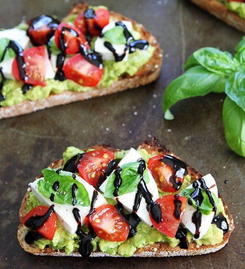 необычные бутерброды | Еда, Вкусняшки, Полезное питание