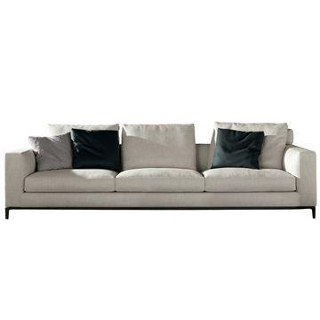 Minotti Andersen Sofa Style And178 Contemporary